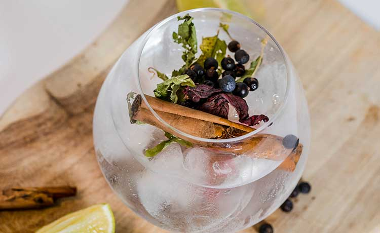Forest Fruit Gin